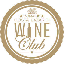 domaine costa lazaridi wine club