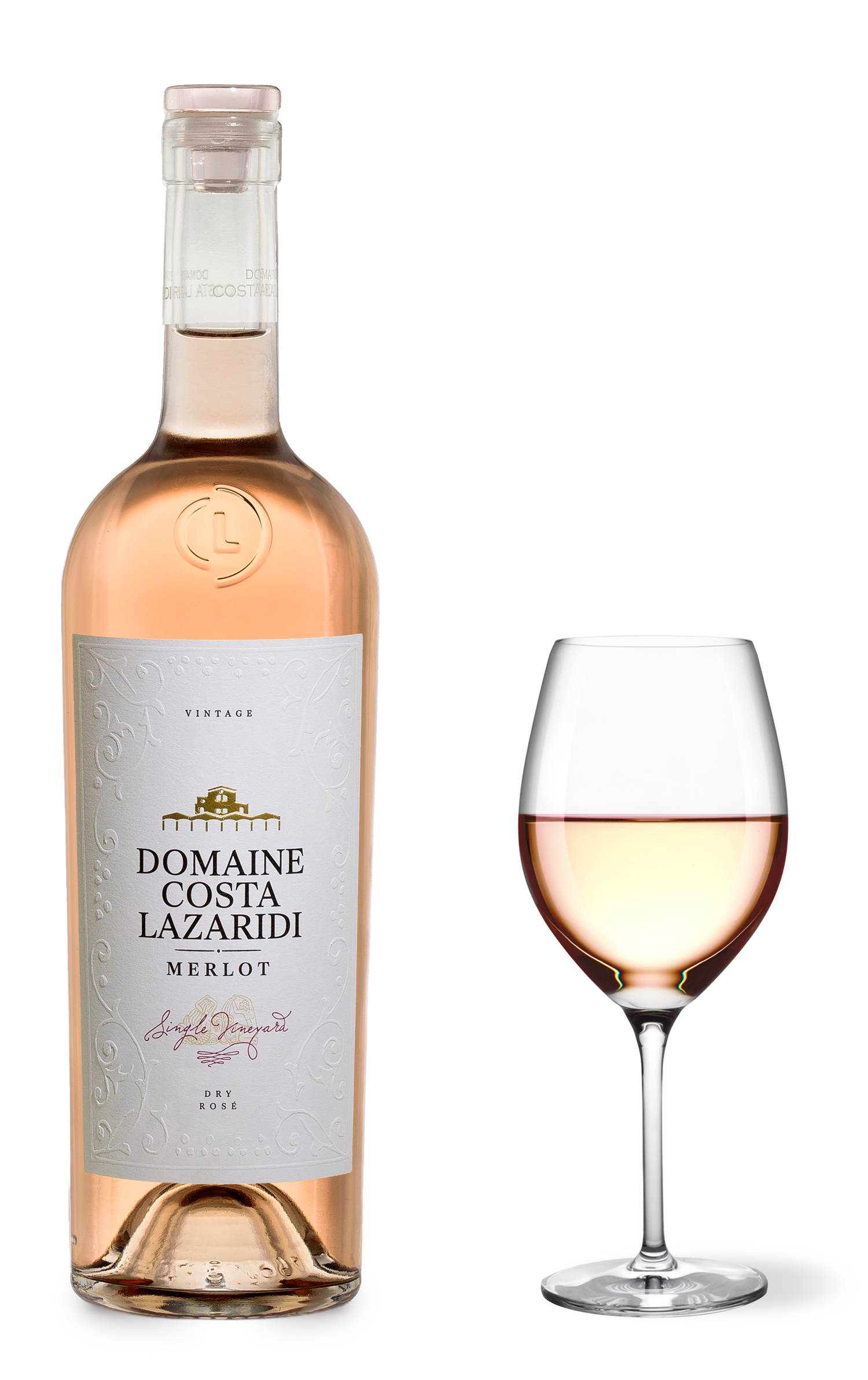 DomaineCostaLazaridi-Merlot