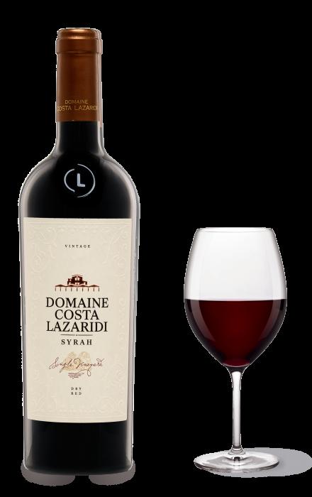 DomaineCostaLazaridi-Syrah