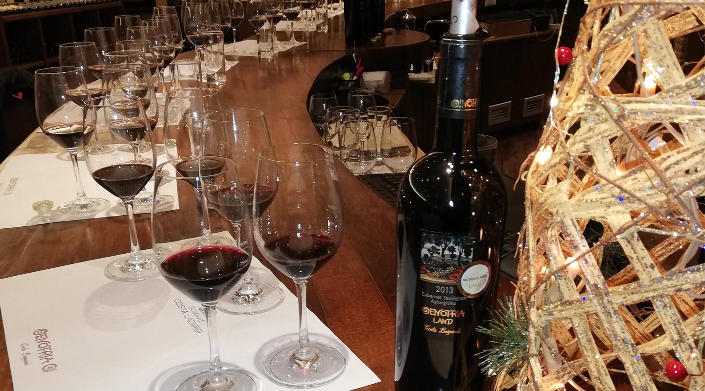 DCL Wine Club   Κάθετη δοκιμή Οινότρια Γη Cabernet/Aγιωργίτικο